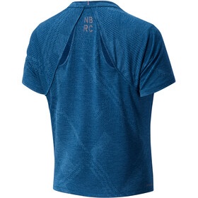 New Balance Q Speed Fuel Jacquard Chemise manches courtes Femme, other blue